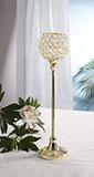 Kerzenständer Marie L Gold